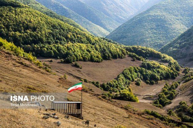 """قریة """"کرینکان"""" في اذربيجان الايرانية 6"""