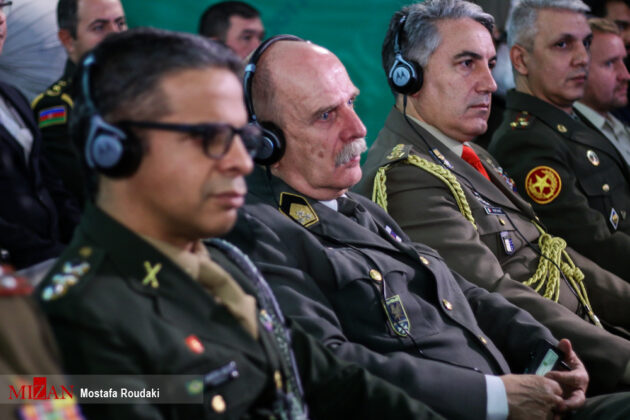 Tehran Hosts Police, Safety, Security Equipment Exhibition6