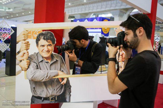 معرض الصحافة ووكالات الأنباء في طهران6