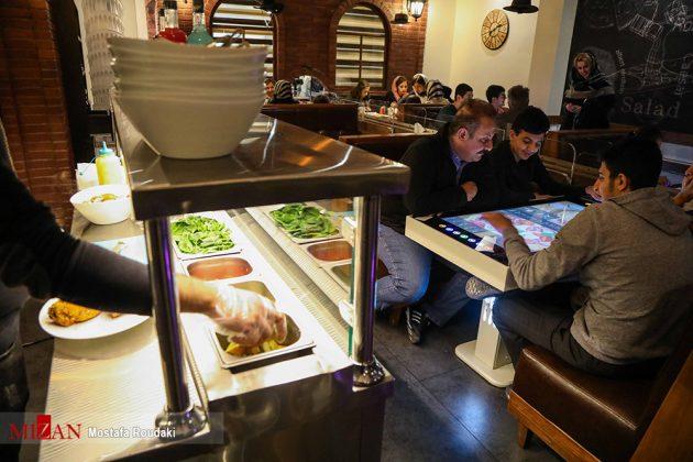 راهاندازی اولین رستوران رباتیک ایران6