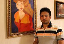 چهره شهرهای دنیا از نگاه هنرمند ایرانی