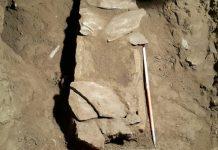 کشف دو اسکلت زمان اشکانی در همدان