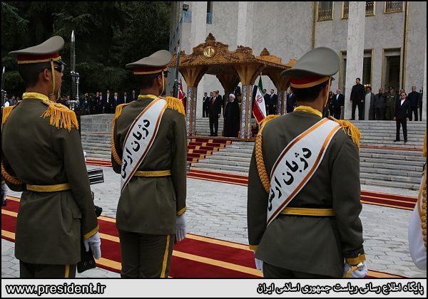 الرئيس الايراني يعزي بوفاة جلال الطالباني 7