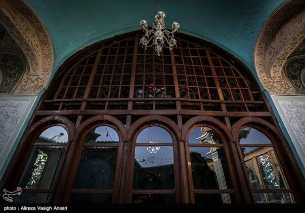 Tomb of Amir-Kabir's Daughter; Mysterious Attraction in Central Iran7