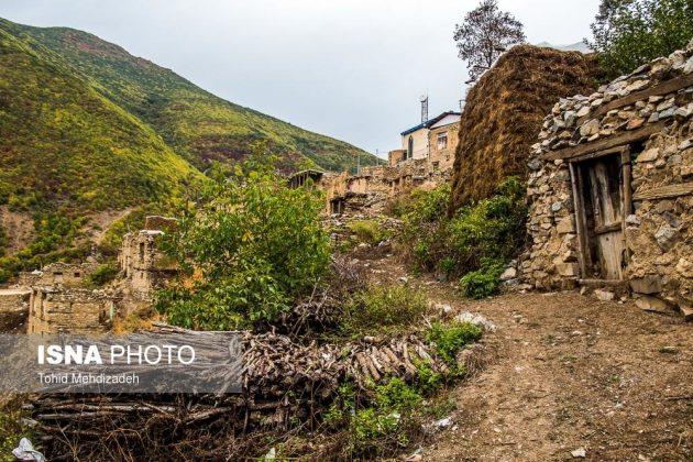 """قریة """"کرینکان"""" في اذربيجان الايرانية 7"""