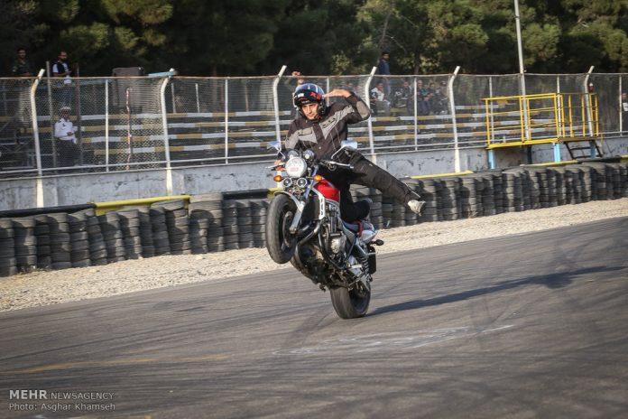 مسابقات الدراجات النارية لقوى الأمن الداخلي 7