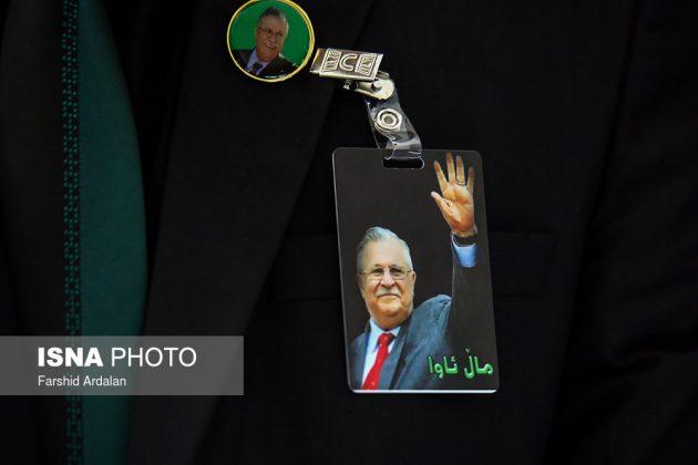 مجلس تأبين الرئیس العراقي الراحل في ايران7