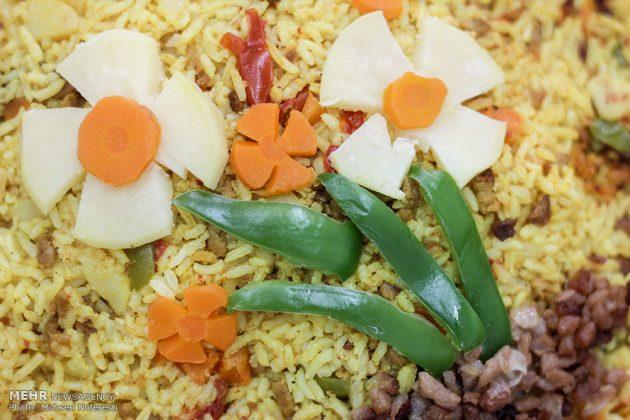 مهرجان الأطعمة المحلية في خراسان الجنوبية 7