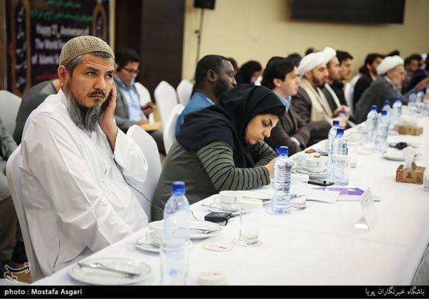 طهران .. مؤتمر دبلوماسية الوحدة الإسلامية 7