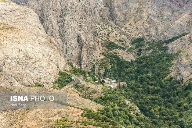 زیباییهای منطقه کوهستانی الموت7