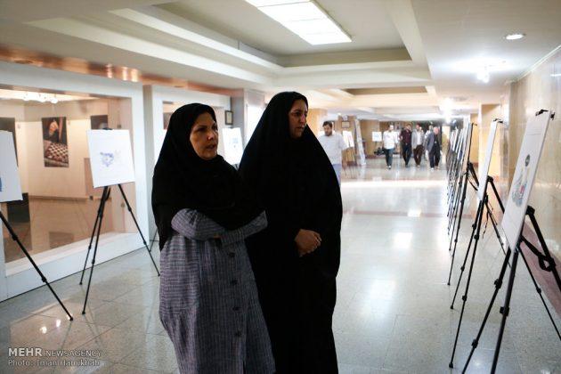 """معرض """"الخليج الفارسي"""" في طهران 7"""