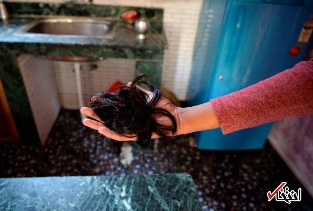 بحران در کشمیر؛ گیس زنان در خواب بریده میشود!7