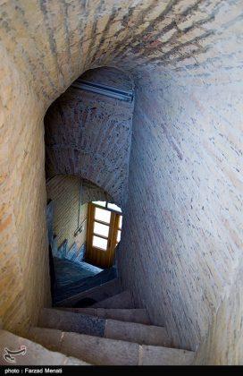 مسجد عماد الدولة التاريخي في كرمانشاه الايرانية7