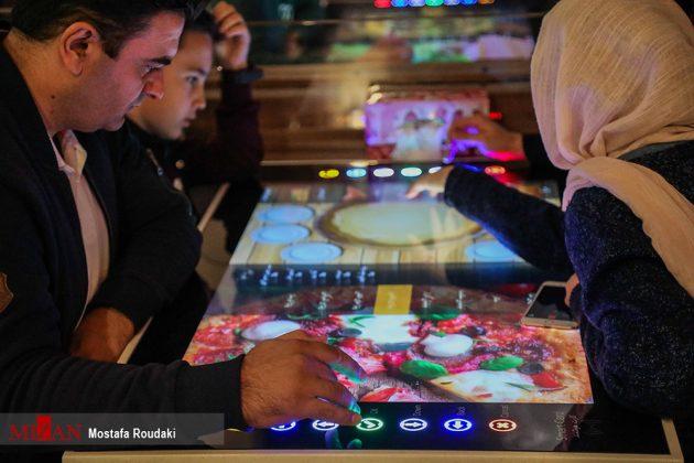 راهاندازی اولین رستوران رباتیک ایران7