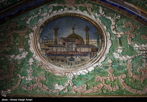 Tomb of Amir-Kabir's Daughter; Mysterious Attraction in Central Iran8