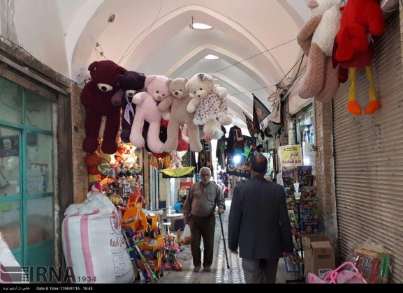 سوق سمنان القديم8