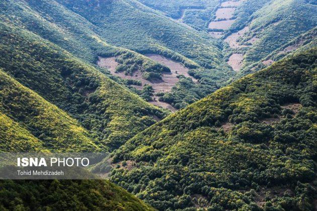 """قریة """"کرینکان"""" في اذربيجان الايرانية 8"""