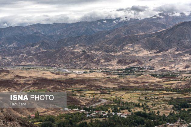 زیباییهای منطقه کوهستانی الموت8