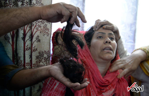 بحران در کشمیر؛ گیس زنان در خواب بریده میشود!8