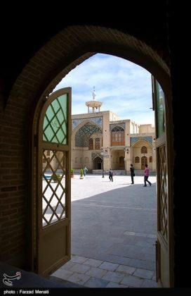 مسجد عماد الدولة التاريخي في كرمانشاه الايرانية8