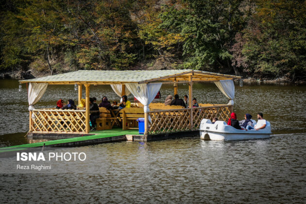 Iran's Beauties in Photos: Shourmast Lake 8