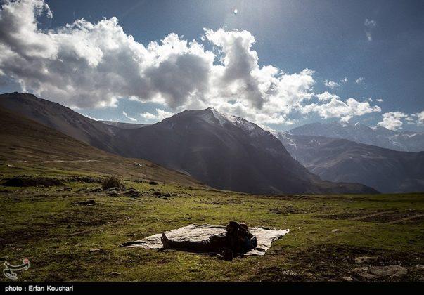 مرتفعات مازيجال الساحرة في ايران 8