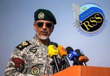 قائد القوة البحرية في الجيش الايراني في ايطاليا