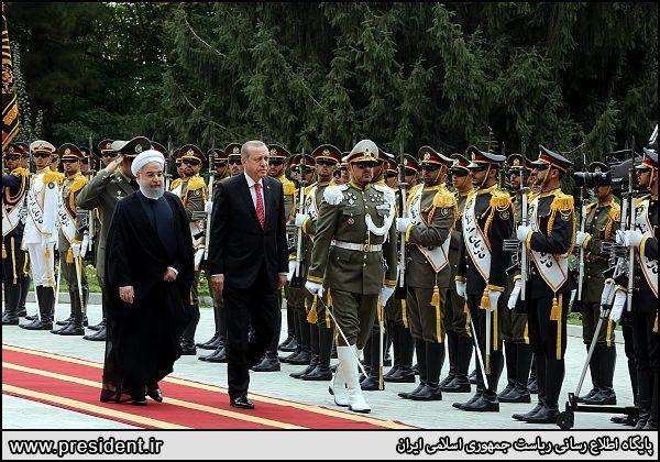 الرئيس الايراني يعزي بوفاة جلال الطالباني 9