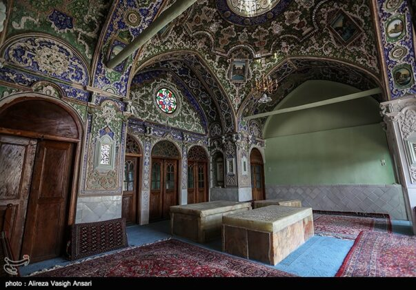Tomb of Amir-Kabir's Daughter; Mysterious Attraction in Central Iran9