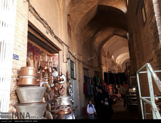 سوق سمنان القديم9