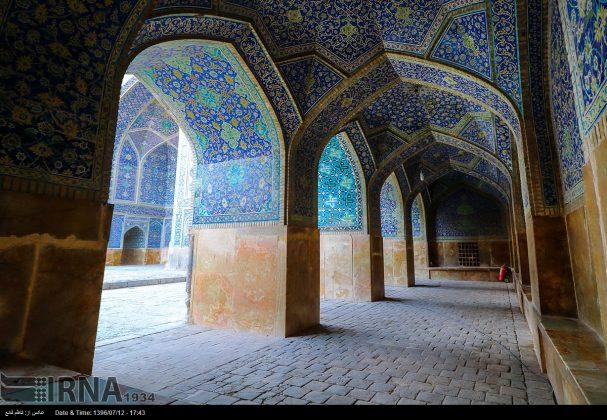 مسجد الامام في اصفهان 9