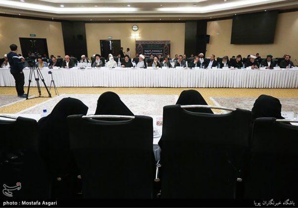 طهران .. مؤتمر دبلوماسية الوحدة الإسلامية 9