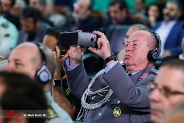 Tehran Hosts Police, Safety, Security Equipment Exhibition9