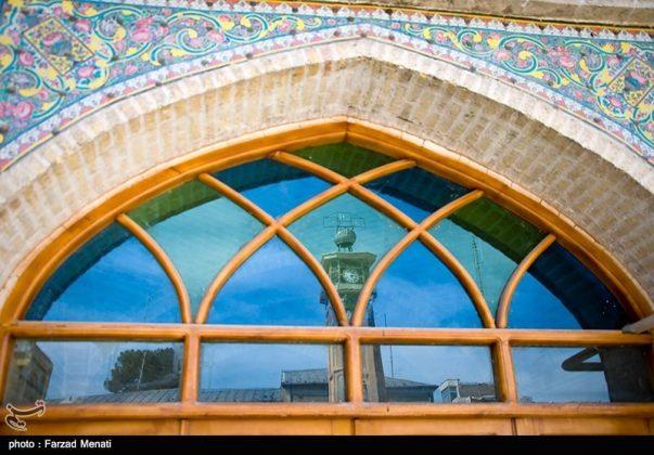 مسجد عماد الدولة التاريخي في كرمانشاه الايرانية9