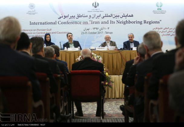 الملتقي الدولي لايران والمناطق المجاورة9