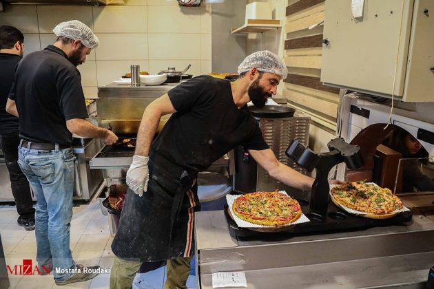 راهاندازی اولین رستوران رباتیک ایران9