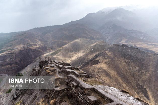 Alamut Mountainous Region, Qazvin, Iran