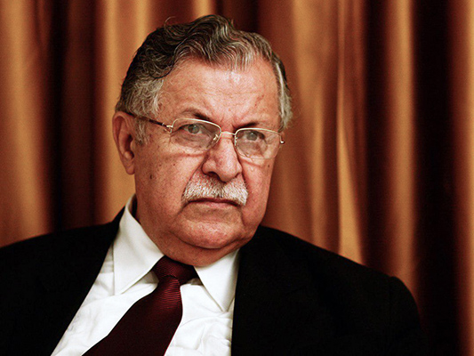 First non-Arab, Kurdish Iraqi president passed away