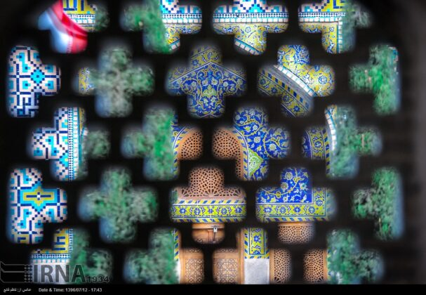 Persian Architecture: Imam Mosque of Isfahan