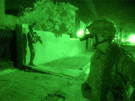 iran develops thermal night