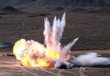 انطلاق المرحلة الثالثة من المناورات الایرانية العراقية المشتركة