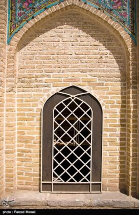 Persian Architecture in Photos: Emad-ed-Dowleh Mosque