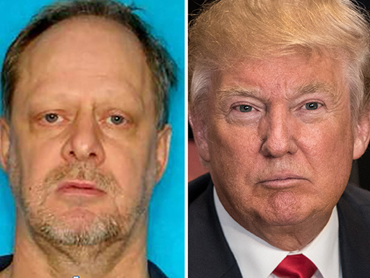 In What Sense Is Las Vegas Shooter Similar to Trump?