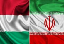 iran and hungry