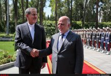 جهانگیری: دانش و تجربیات ایران متعلق به ملت عراق است