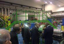 رئيس منظمة الطاقة النووية الايرانية يتفقد مركزا نوويا للعلاج بايطاليا