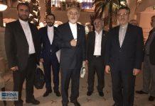 رئيس منظمة الطاقة الذرية الايرانية يصل الى بريطانيا قادما من ايطاليا