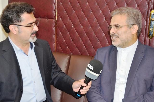 ايران تنتظر رد العراق على إلغاء التأشيرات بين البلدين