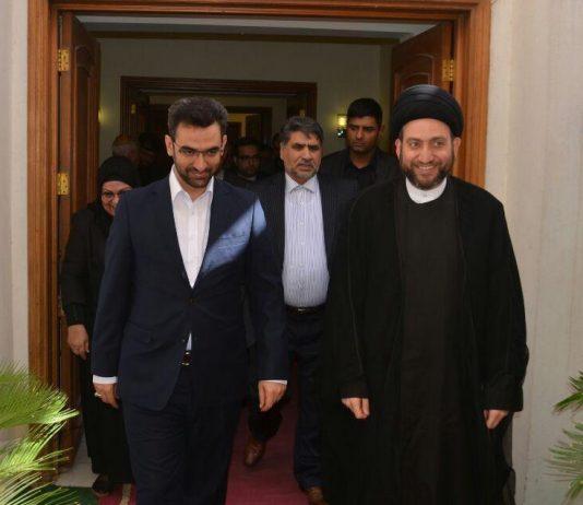 عمار الحكيم .. علاقة العراق بايران علاقةٌ استراتيجية