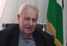 """السفير الفلسطيني في ايران """"صلاح الزواوي"""""""